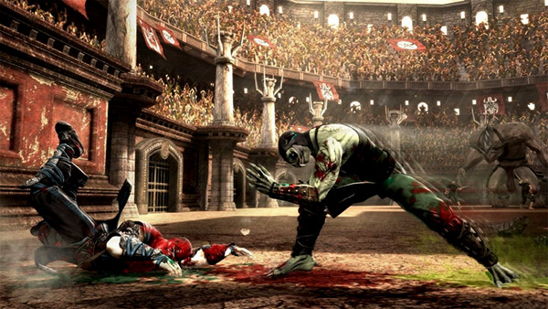 Mortal Kombat - Komplete Edition (BlackBox) Full ISO Screenshot 5