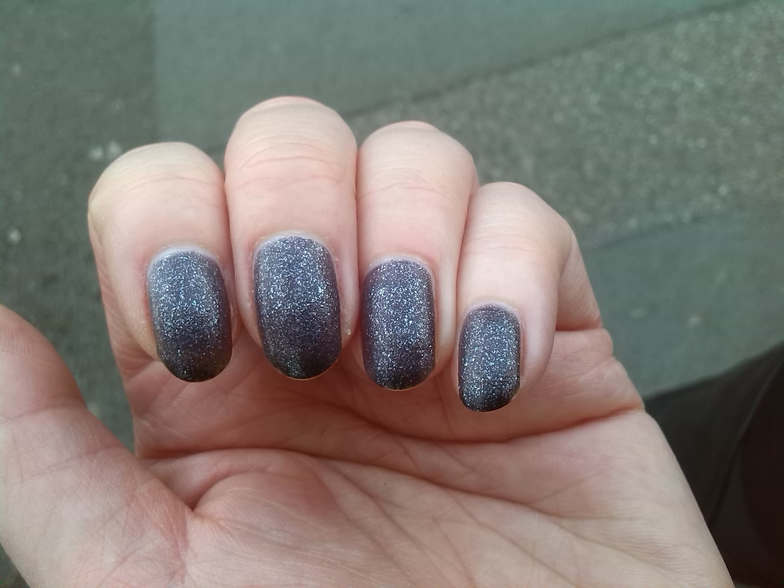 Liquid Sky Lacquer Midnight Lavender