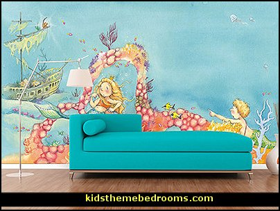 bedrooms mermaid theme bedrooms sea life bedrooms little mermaid
