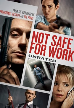 Not Safe for Work 2014 poster