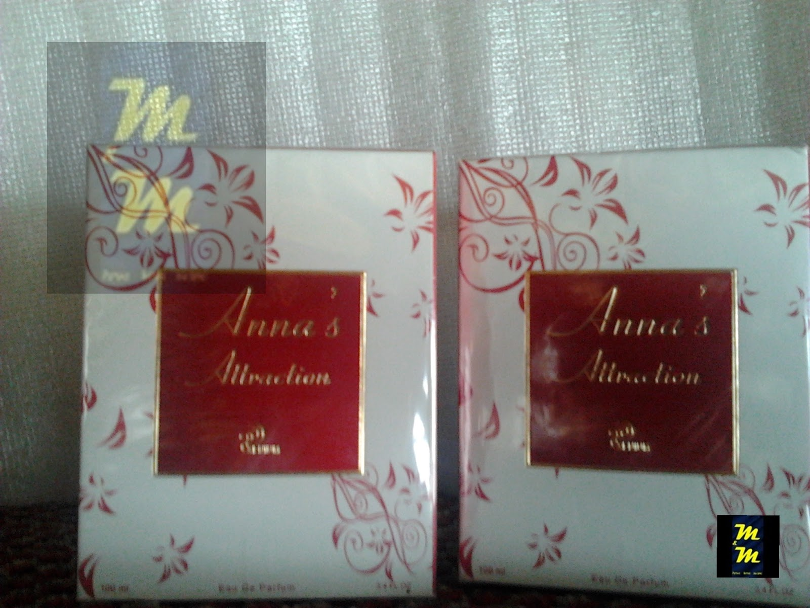 anna's attraction perfume