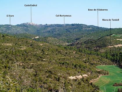 La Vall de la Riera de Tordell