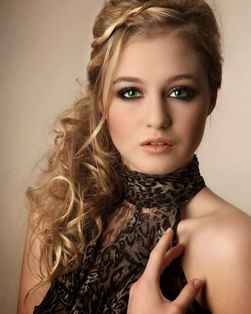 good prom hairstyles for long hair}