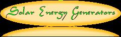 Solar Energy Generators