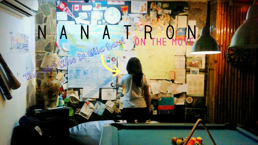 Nanatron On The Move