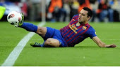 Barcelona midfielder Xavi Fans will help BACA bounce back