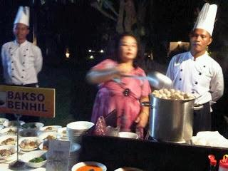 Bakso Benhil di Royal Ambarrukmo Hotel Jogja