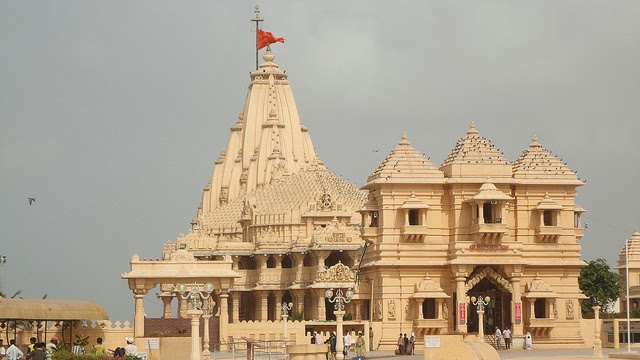 Somnath_Temple-Gujarat
