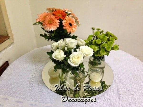 Arranjos de flores criativos 2 !!! Blog Paula Lorentz Blog  - Fotos De Arranjos De Flores Naturais Para Mesa