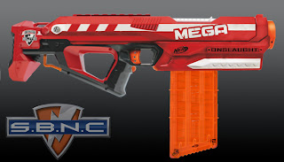 New Nerf Guns Coming Out In 2014 Full-auto mega onslaughtFuture Nerf Guns 2014
