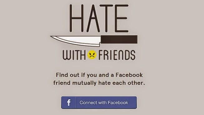 تعرف على الأصدقاء الذين يكرهونك على الفيسبوك من خلال هذا التطبيق