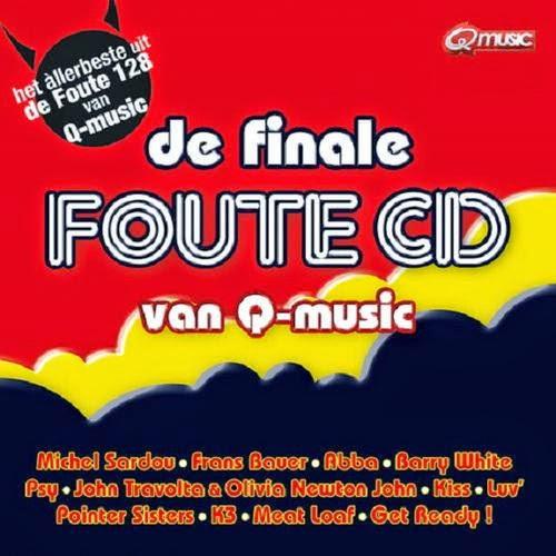De Finale Foute CD Van Q Music   2014