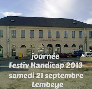 Festiv Handicap 2013 à lembeye