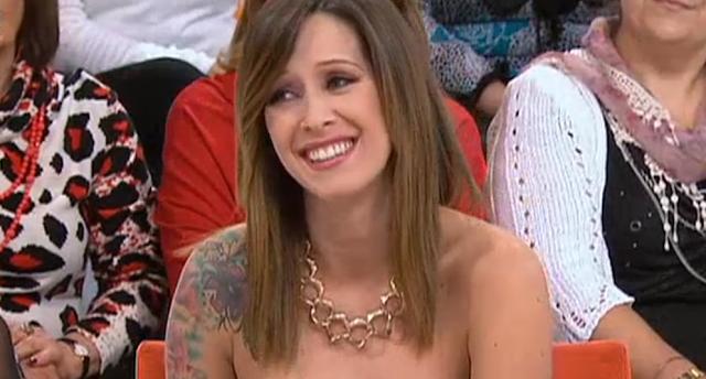 Érica Silva a quarta classificada da Casa dos Segredos 4 este hoje à ...