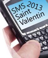 SMS pour la Saint Valentin 2013