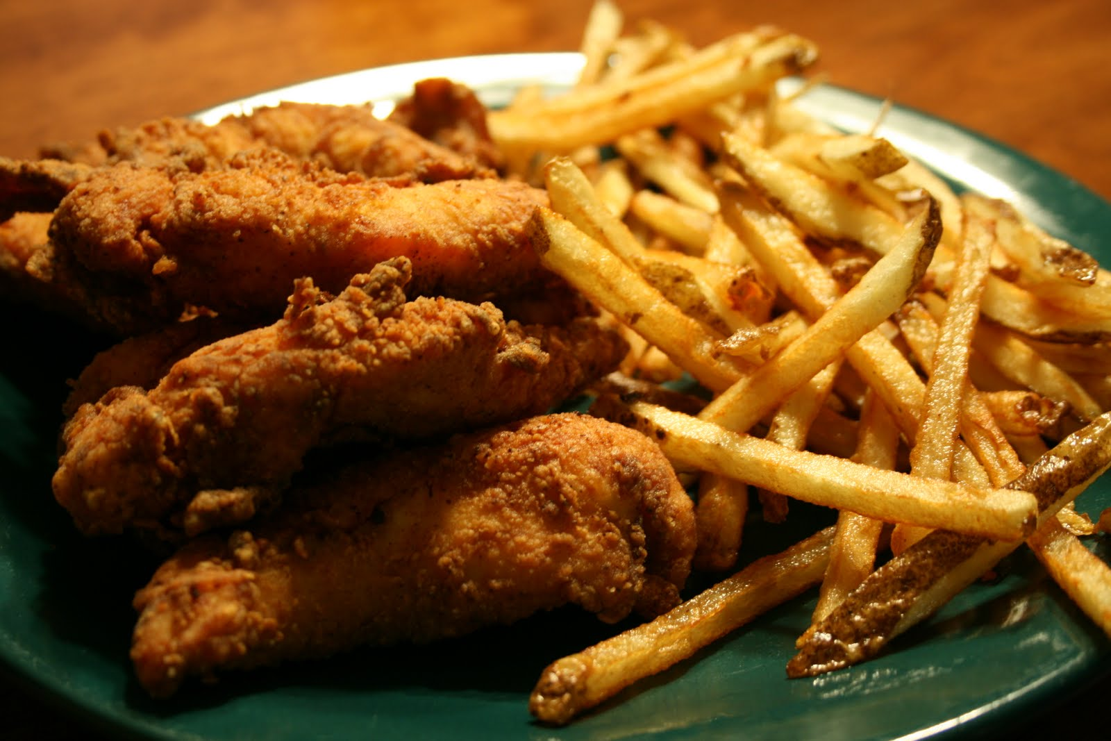 how to make fried chicken strips without buttermilk