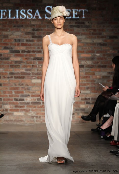 The perfect pear november 2011 for Melissa sweet short wedding dress