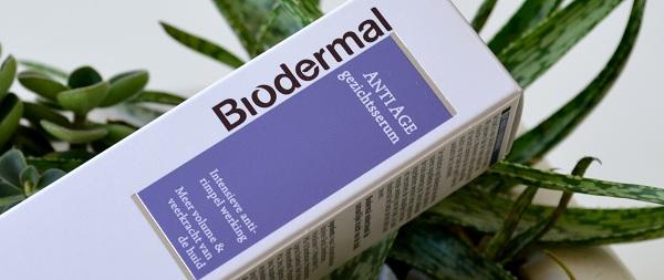 biodermal anti age serum review