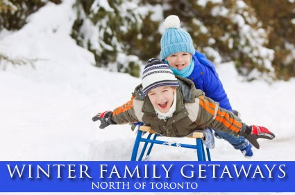 Weekend family fun guide north of toronto for february 7 10 for Best weekend getaways in winter