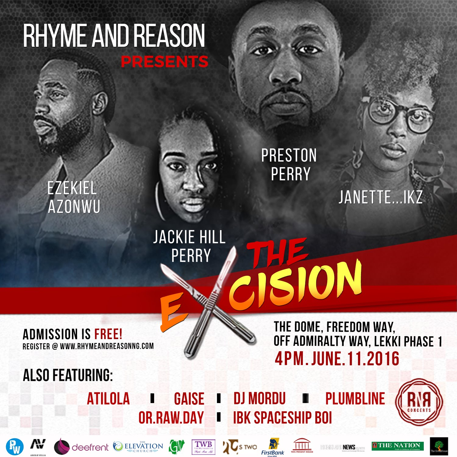 Rhyme and Reason: The Excision