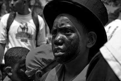 """De la serie """"Gente que he visto""""de José Alberto Alegría Manrique, Venezuela, Blanco y Negro"""
