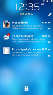 Apk LockerPro Lockscreen v 4.5