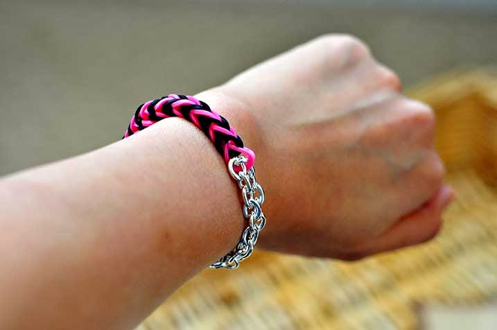 The Cheese Thief Rainbow Loom Bracelets For Adults And A