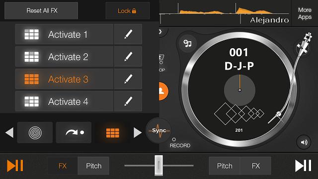 edjing Premium - DJ Mix studio v2.3.1 apk