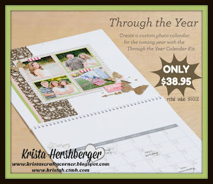 """Through the Year"" Calendar Kit"