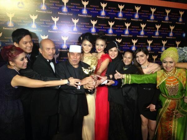 Daftar Lengkap Pemenang Panasonic Gobel Awards 2014
