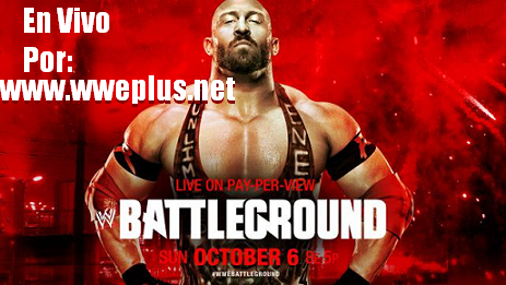 Repeticion de Wwe Battleground en Español