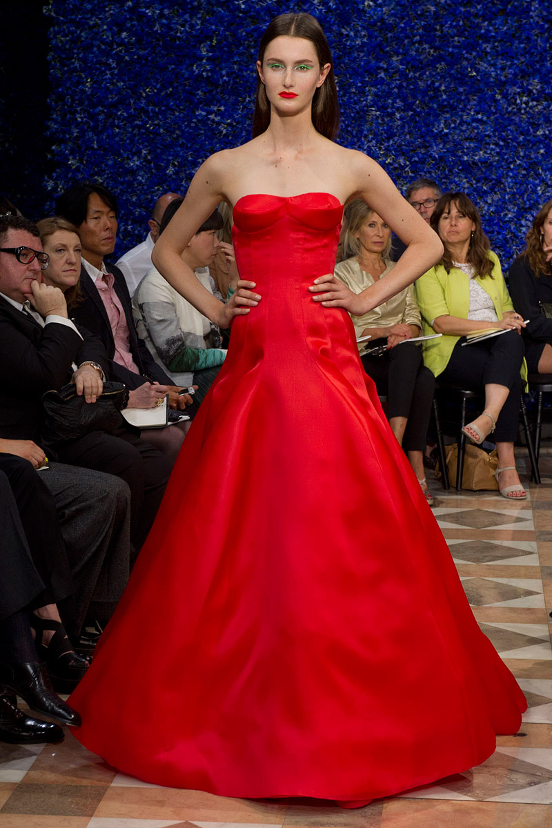 Andrea janke finest accessories colors by dior red for Haute couture red