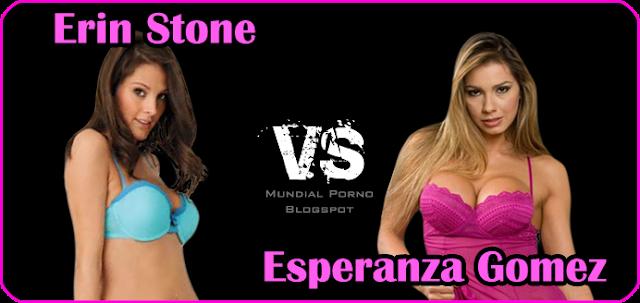 Erin Stone vs Esperanza Gomez