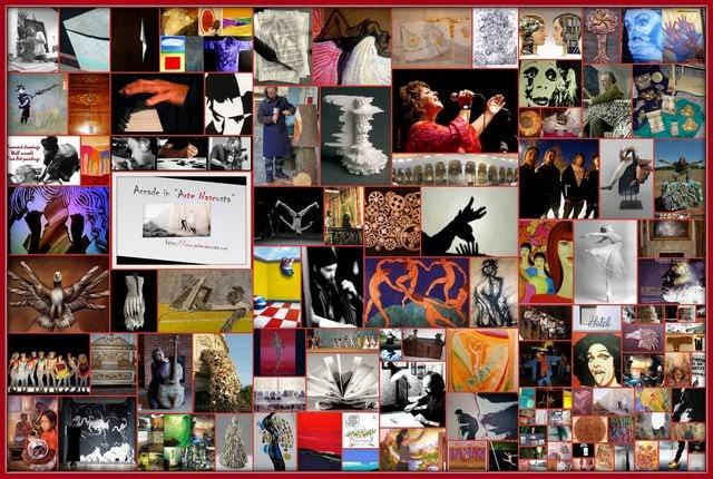Prima video rassegna Arte Nascosta - Tutte le forme espressive