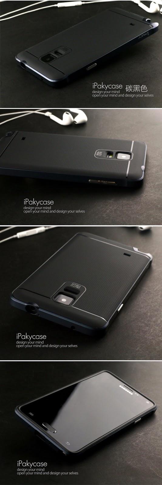 เคส Note 4 สไตล์ไฮบริดของแท้ 131006 สีน้ำเงินเข้ม