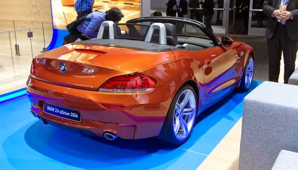 2016 BMW Z4 Price and release date
