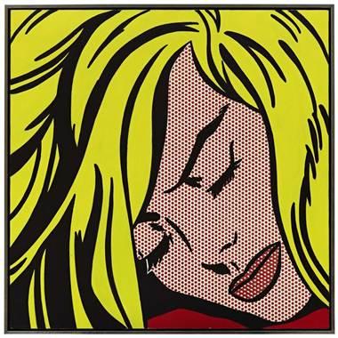 Lichtenstein sale record
