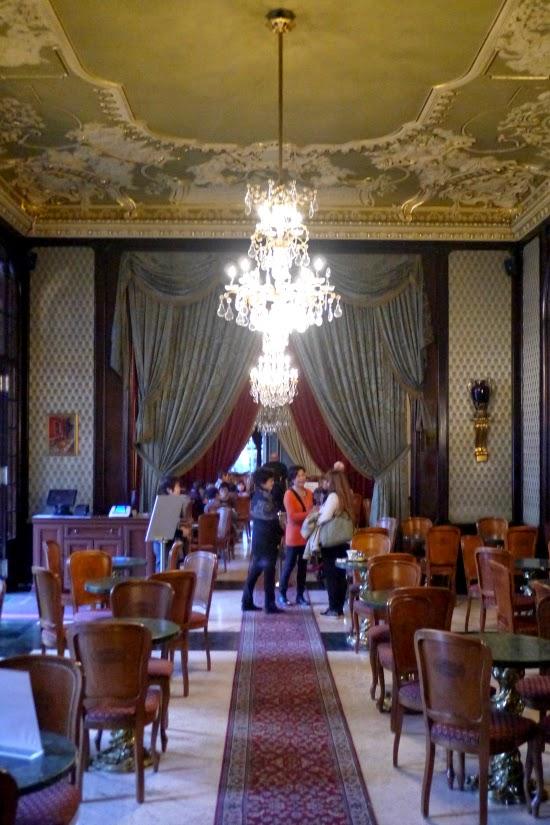 Cafe Gerbaud budapest