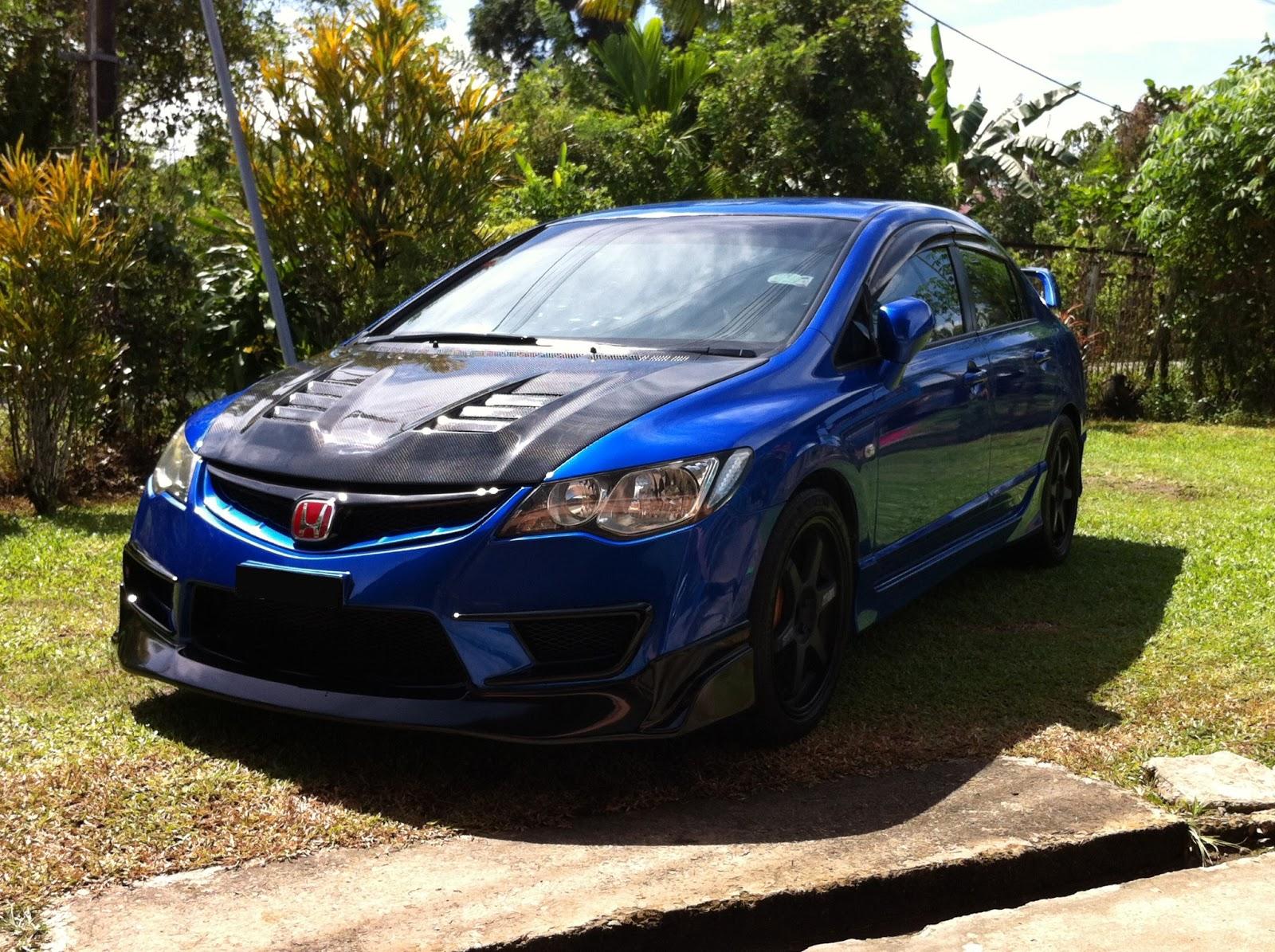 Fd Fans Blue Civic Fd J S Racing