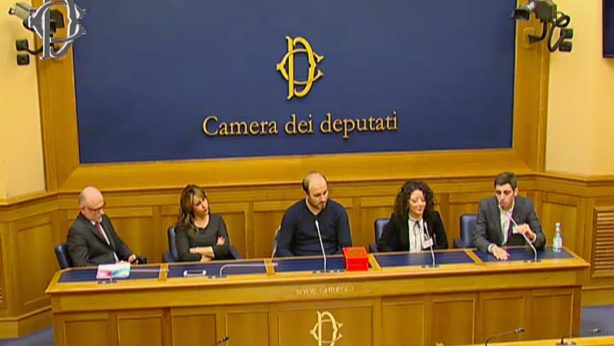 Mar dei Sargassi presentato a Montecitorio per la Made in Scampia Box