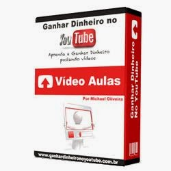 video aula dinheiro you tube