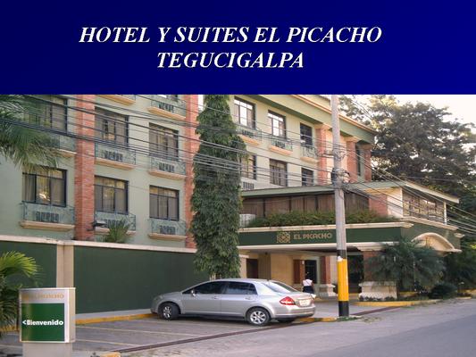 hotel y suites el picacho tegucigalpa honduras