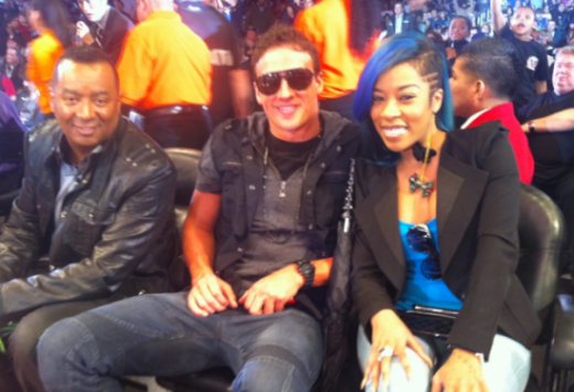Ryan Lochte and K. Michelle: Dating?! » Gossip | Ryan Lochte