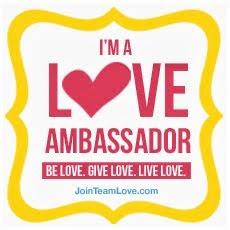 I'm a Love Ambassador