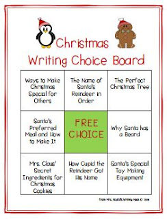 Mrs. Naufal\'s Nook: Holiday Writing Ideas