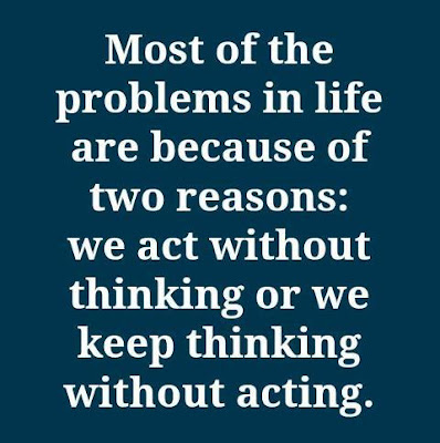 Two reasons for problems