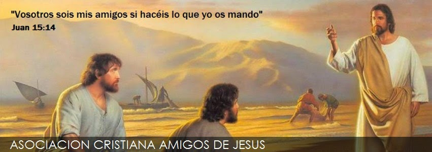 ASOCIACION CRISTIANA AMIGOS DE JESUS