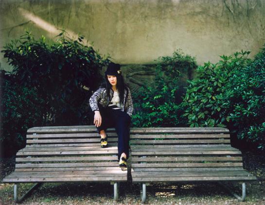 Noomi Rapace - Elle - photo: Lisa Roze