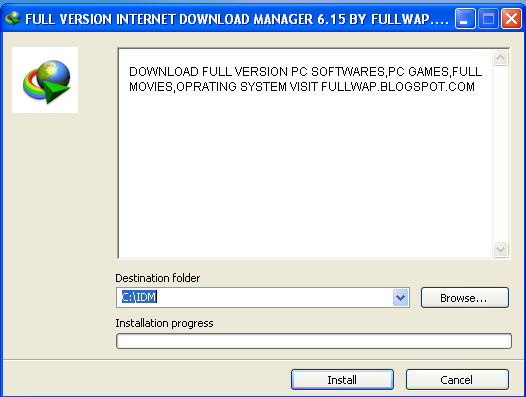 How to Install Internet download manager 6.15 full version