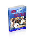 Tess&#39;s Ten Tips Ebook